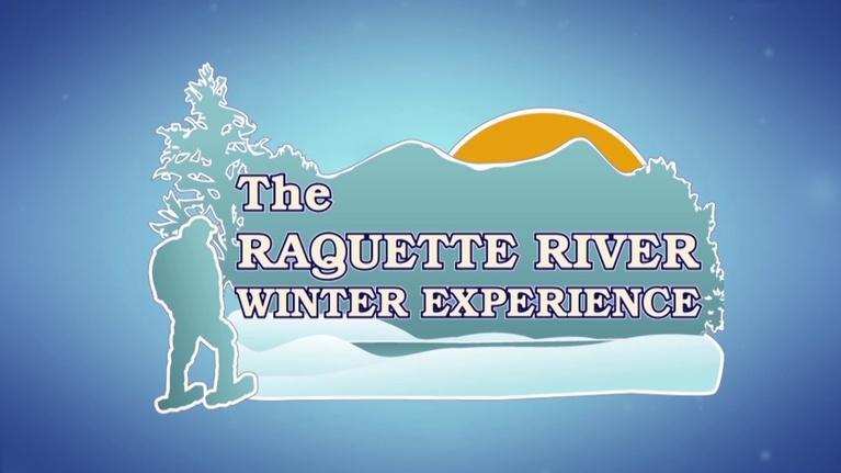 Raquette River Experience: Raquette River Winter Experience