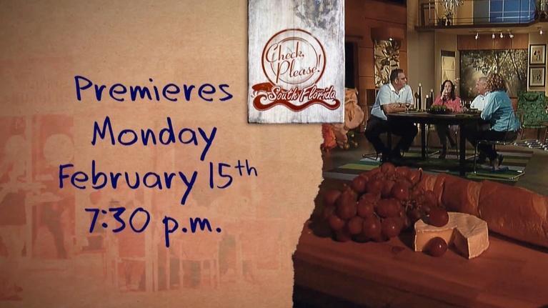 Check Please! South Florida: Check Please Premiere: Season 13