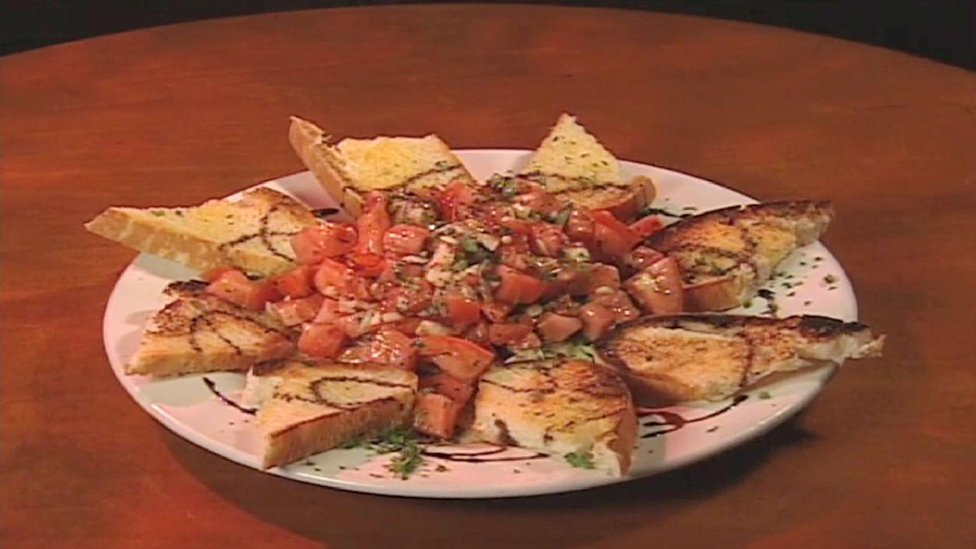 Amante italian cuisine check please south florida pbs for Amante italian cuisine