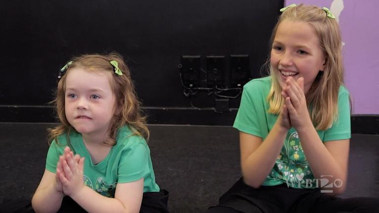 KidVision Pre-K: Irish Dance Academy