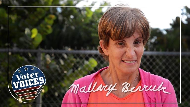 Voter Voices: Mallary