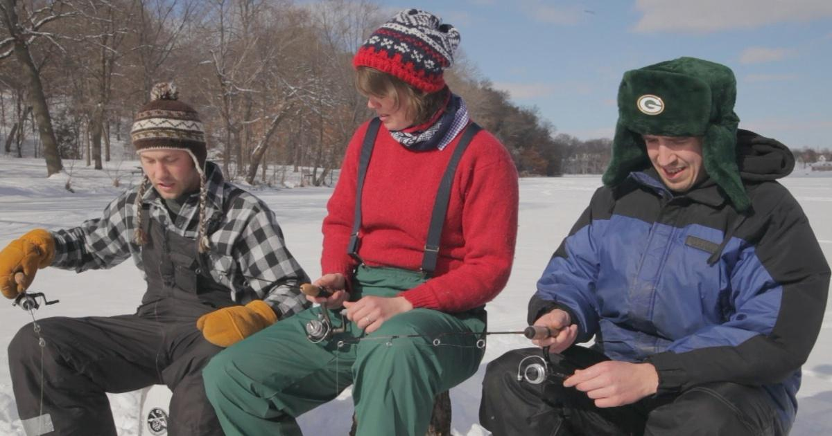 Ice Fishing | Around the Farm Table