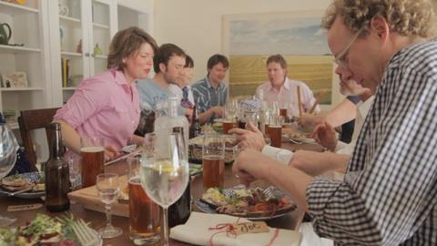 Around the Farm Table -- The Smorgasbord