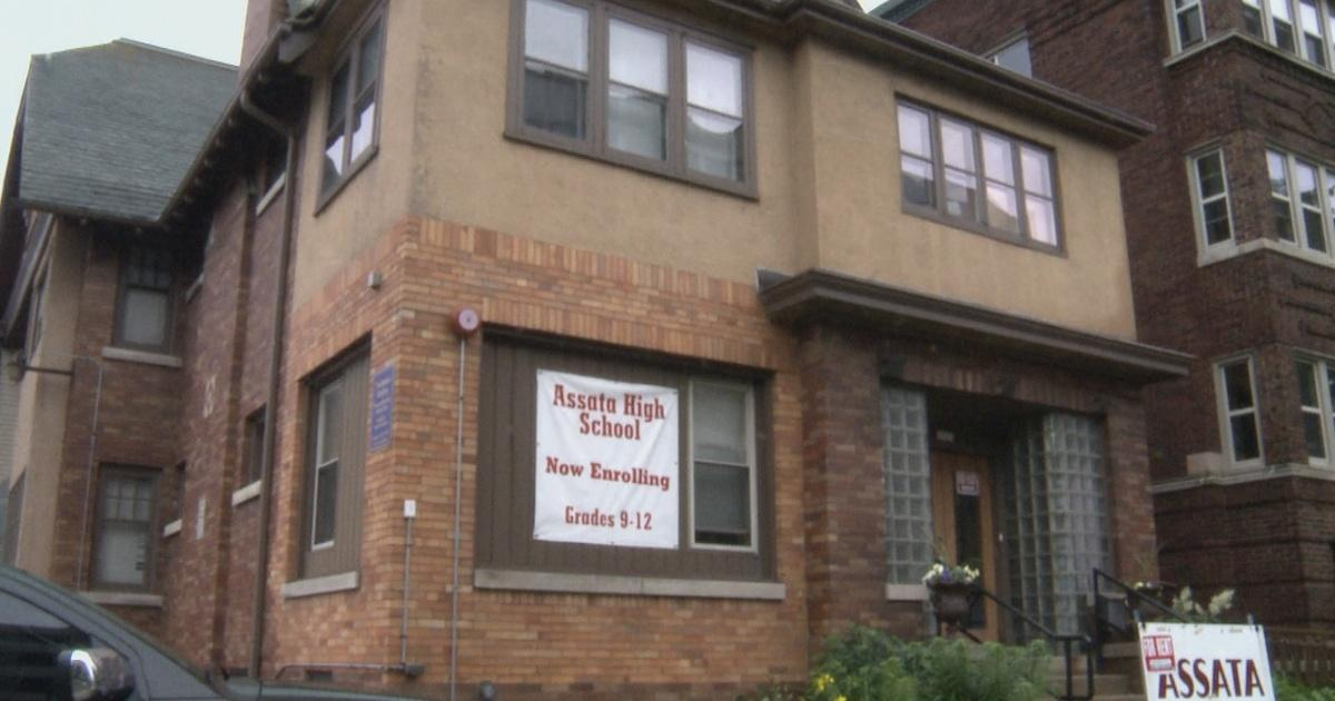 Controversy In Milwaukee Focuses On Name Of Assata School