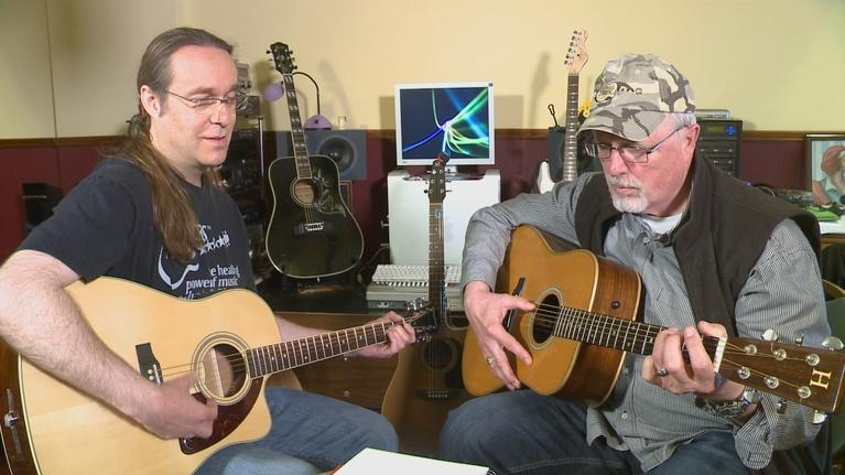 Wisconsin War Stories: Veterans Coming Home: Guitars For Vets