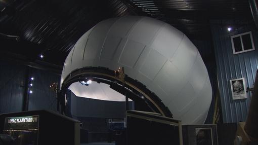 Wisconsin Life : Planetarium Builder