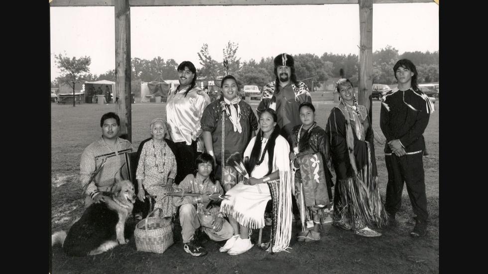 Dells Park Indian Village image