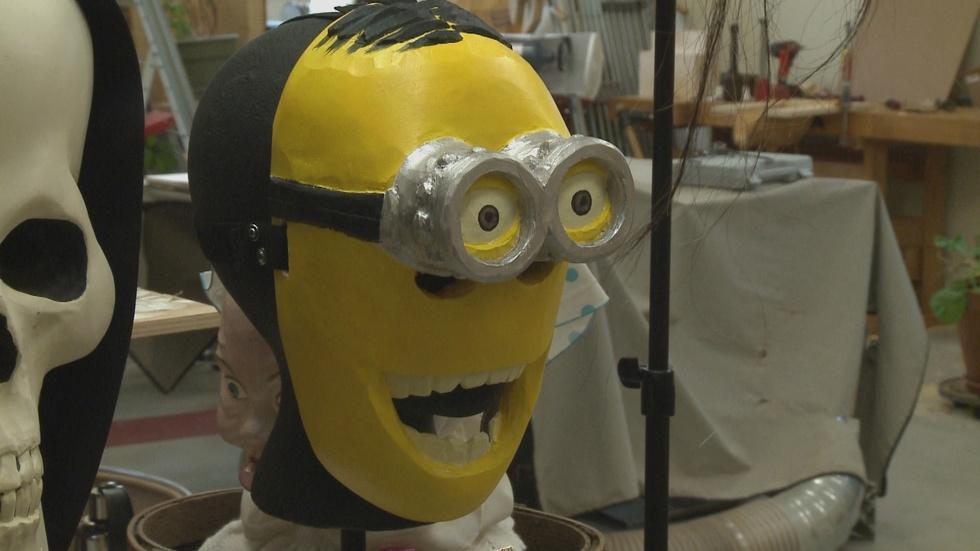 Halloween Masks image