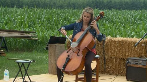 Wisconsin Life : Modern Cellist