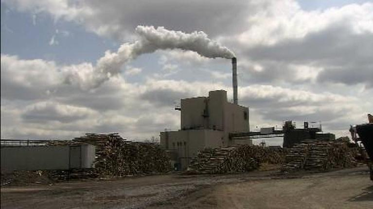 In Wisconsin: Park Falls Biorefinery