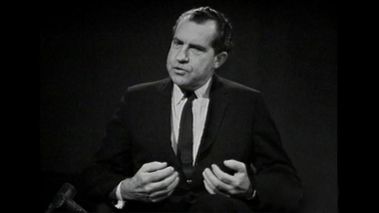 WPT Archives: 1960s: WHA-TV: A Conversation with Richard Nixon