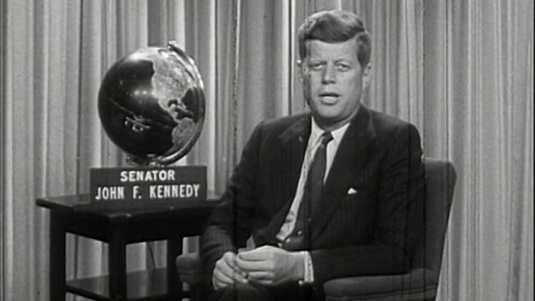 WPT Archives: 1960s: John F. Kennedy Wisconsin TV Spot