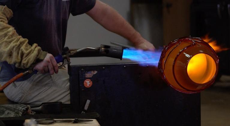Pennsylvania Makers: Through the Fire Studios