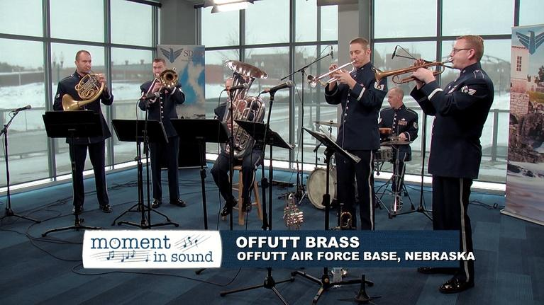 SDPB Specials: A Moment In Sound: Offutt Brass