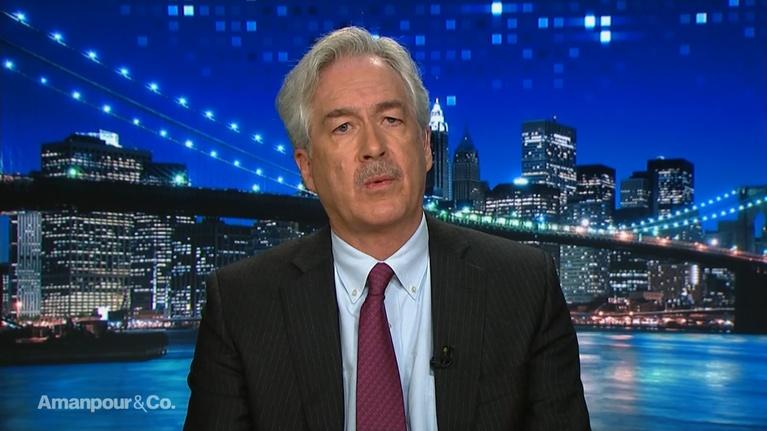 Amanpour and Company: William Burns on American Diplomacy