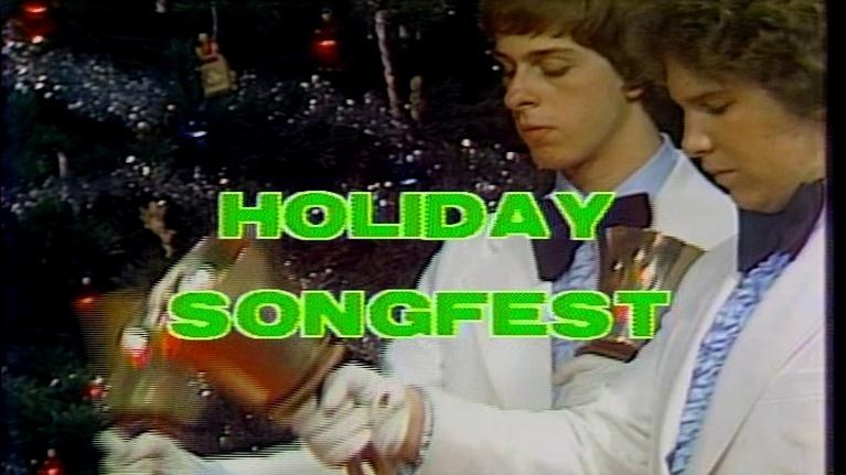 WQLN Local Productions from the 1970's: Holiday Songfest