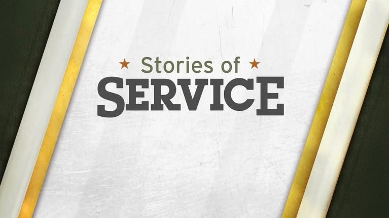 Embracing Our Military: Stories of Service | Nathan/Annie Cox