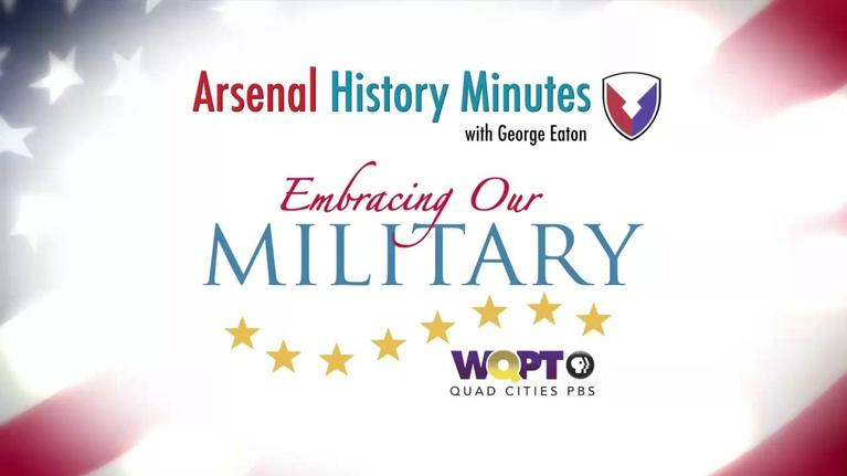 Embracing Our Military: Arsenal History Minutes | First American Tank