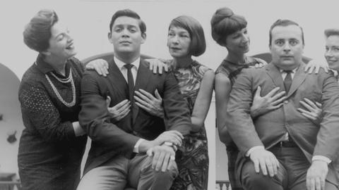 American Masters -- Rita Moreno & Edward James Olmos on the discrimination
