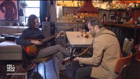 PBS NewsHour -- What The Black Keys' Dan Auerbach is doing in Nashville