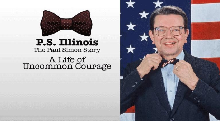 WSIU Events: P.S. Illinois: The Paul Simon Story