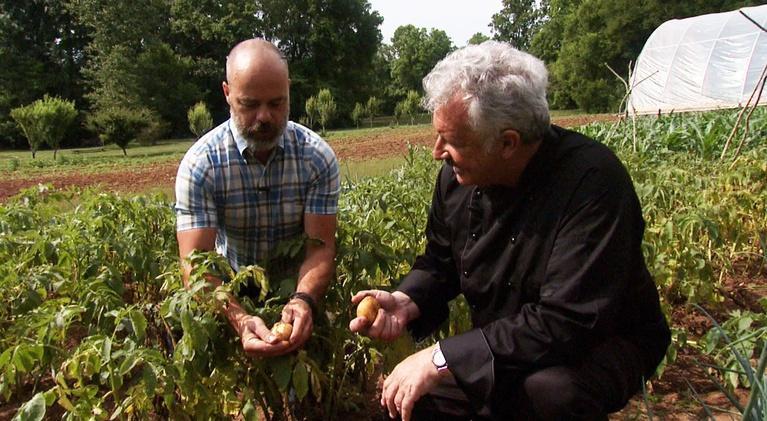 A Fork in the Road with Chef Garrett: Blackberry Farm