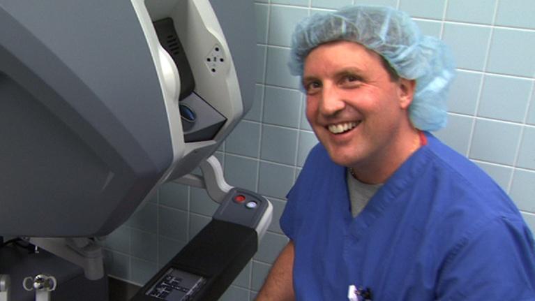Up Close: Dr. David Harrell