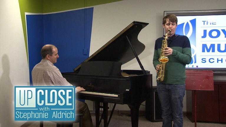 Up Close: The Joy of Music School