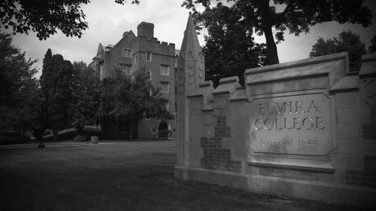 Haunted History: Elmira College