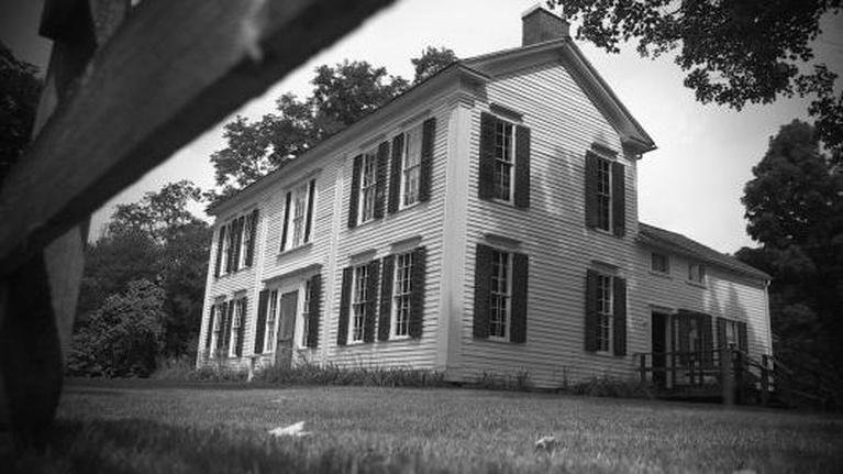 Haunted History: Frisbee House