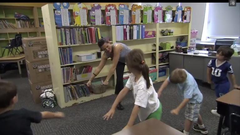 Kids In Motion: School Readiness   Grades K-2
