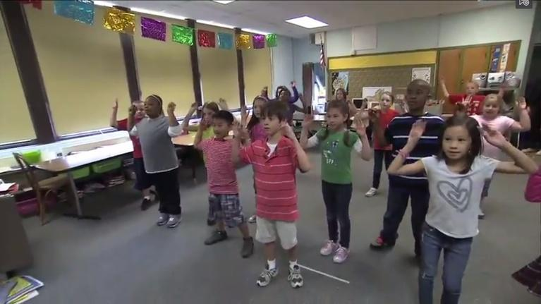 Kids In Motion: Game Show Fitness   Grades K-5