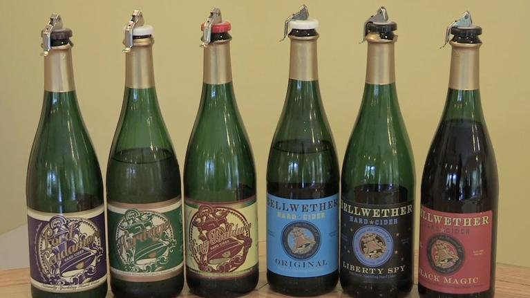 Sip and Swirl: Bellwether Hard Cider