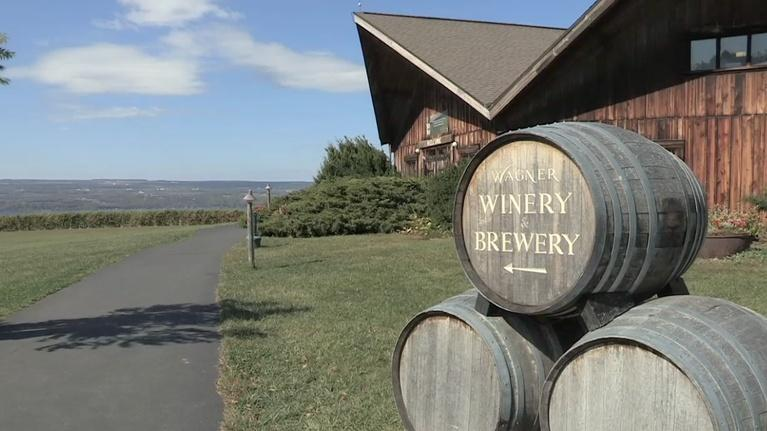 Sip and Swirl: Wagner Vineyards