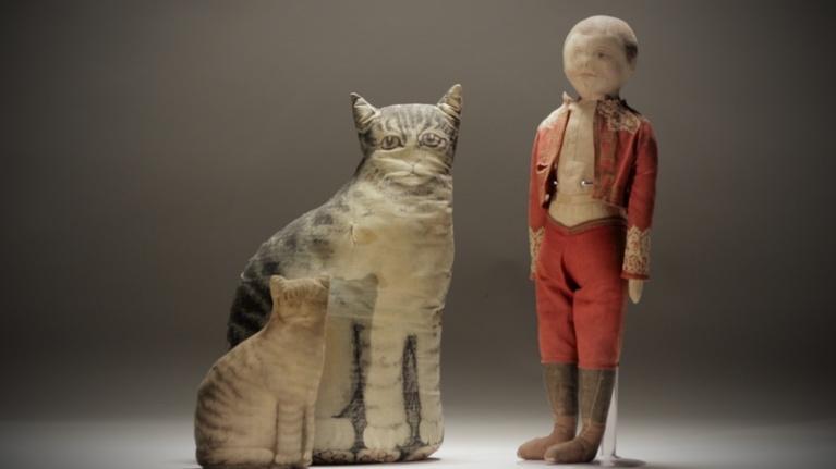 Timeless Toys: Cloth Dolls
