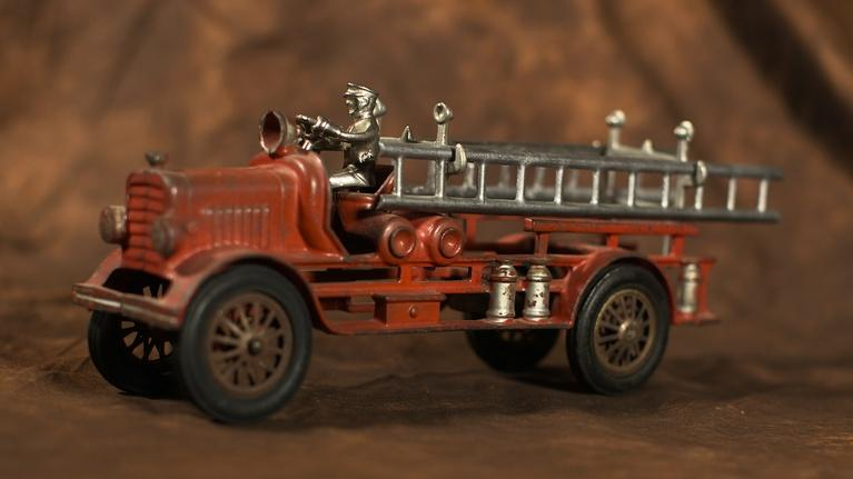 Timeless Toys: Fire Trucks