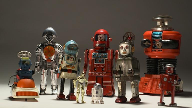 Timeless Toys: Robots