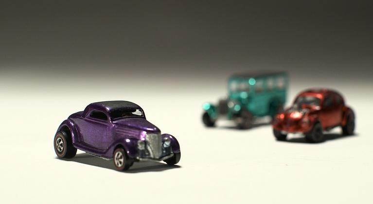Timeless Toys: Hot Wheels