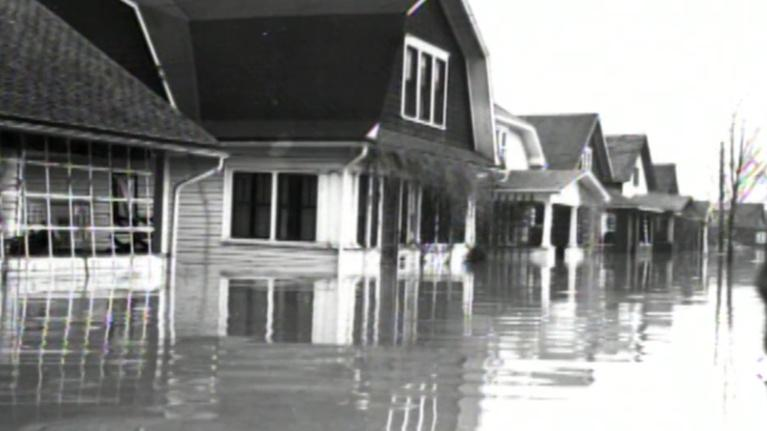 Upstate History Documentaries: The Flood of '35