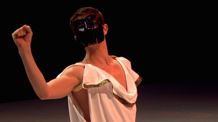 WSKG Arts Presents: Narcissus: An Ancient Roman Pantomime