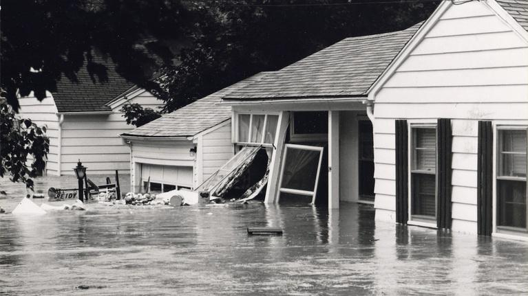 Upstate History Documentaries: Agnes: The Flood of '72