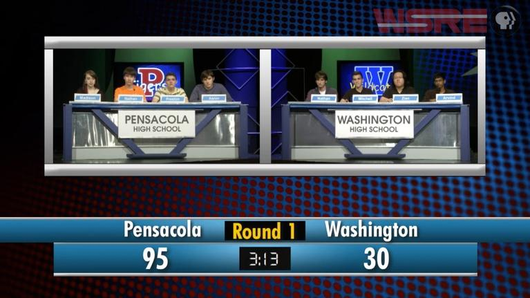Academic Challenge: 2014 Pensacola vs Washington
