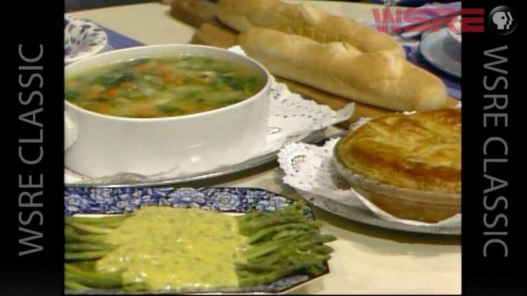 Gourmet Cooking with Earl Peyroux: Italian/Vegetable Soup