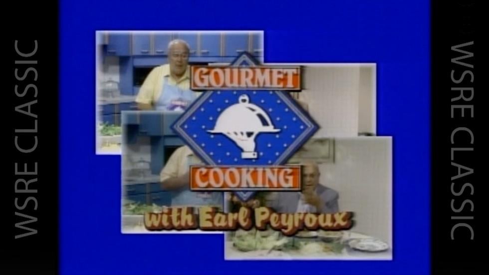 Gourmet Cooking with Earl Peyroux image