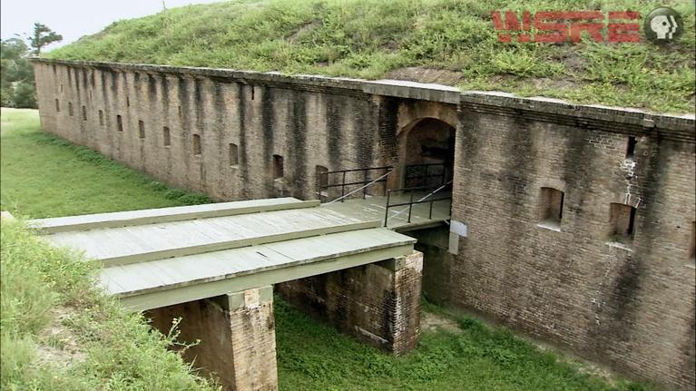 In Your Own Backyard: Forts of Pensacola Bay: Fort Barrancas