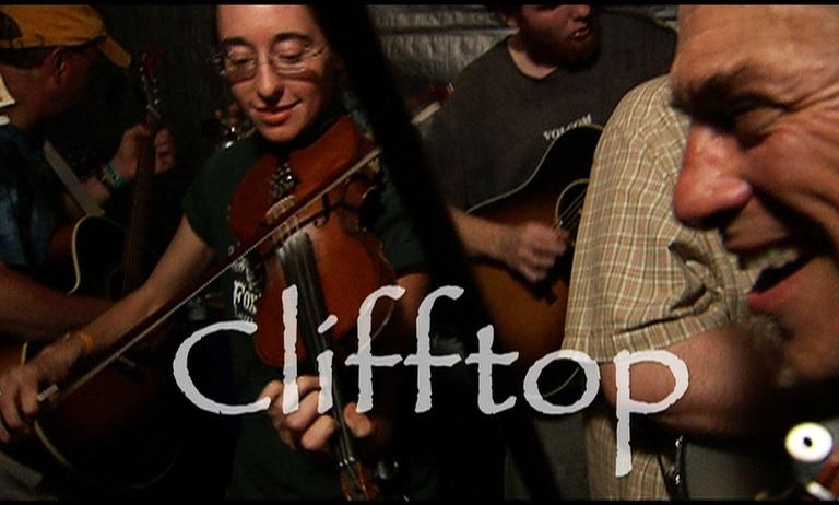 Clifftop - the Appalachian String Band Music Festival.
