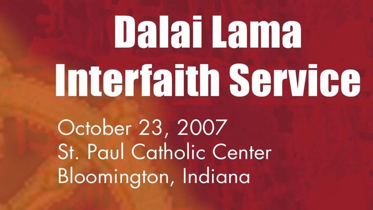 WTIU Documentaries: Dalai Lama Interfaith Service