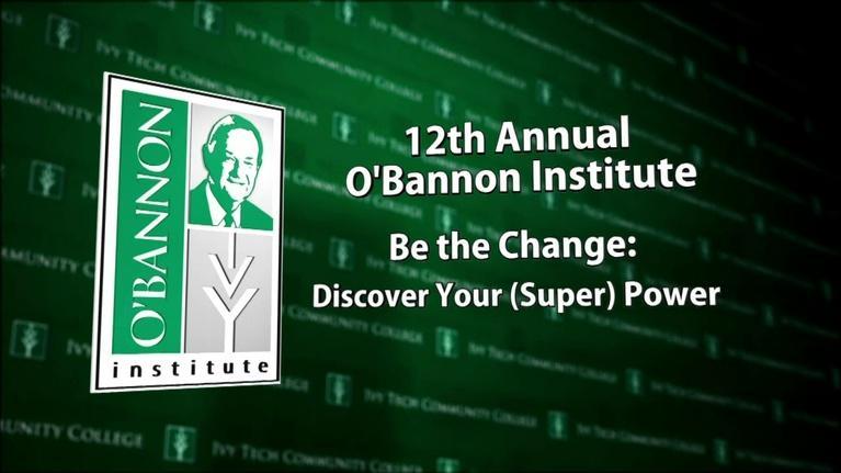 WTIU Documentaries: 12th Annual O'Bannon Institute For Community Service