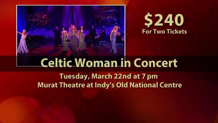WTIU Specials: Celtic Woman tickets