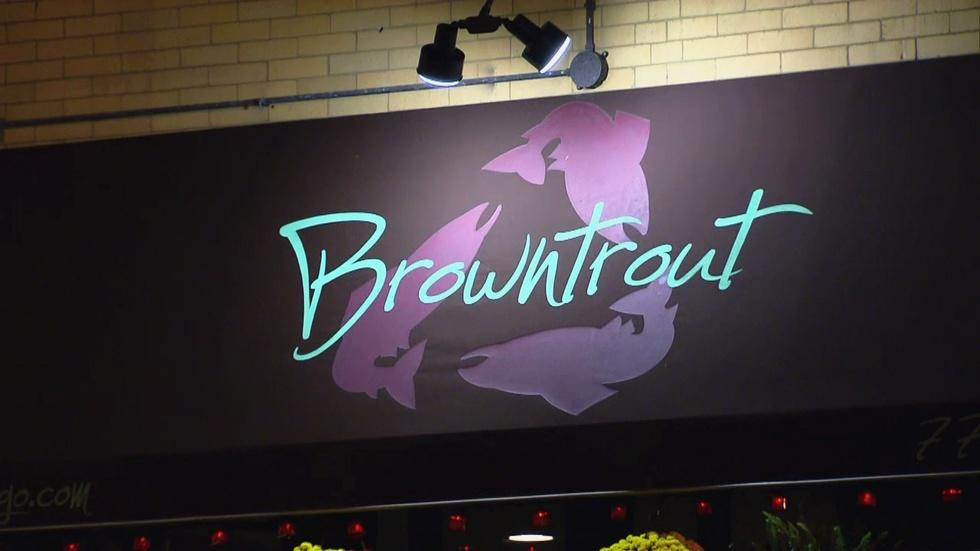 Browntrout image